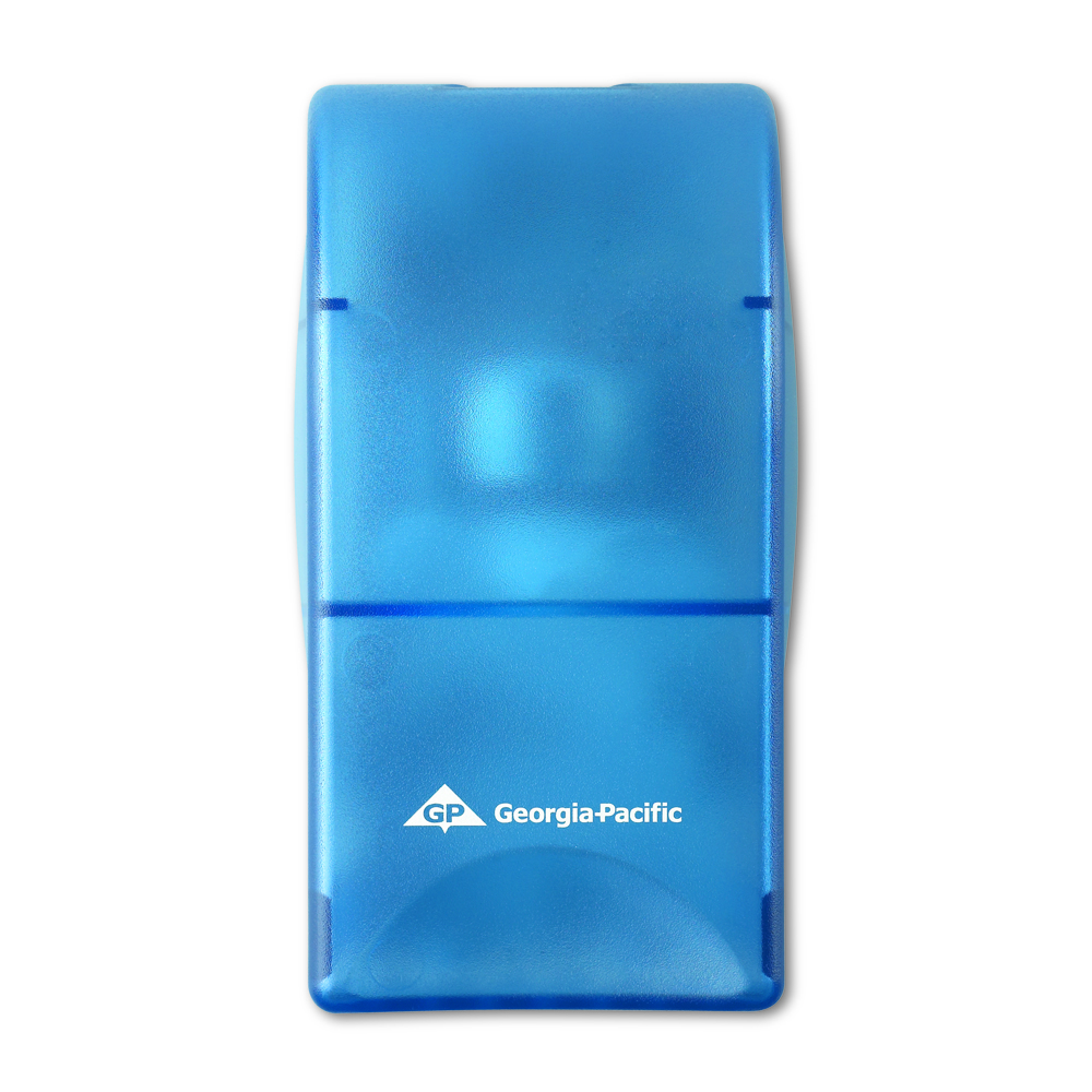 10073310532568 Pacific Garden® Splash Blue Air Gel Dispenser