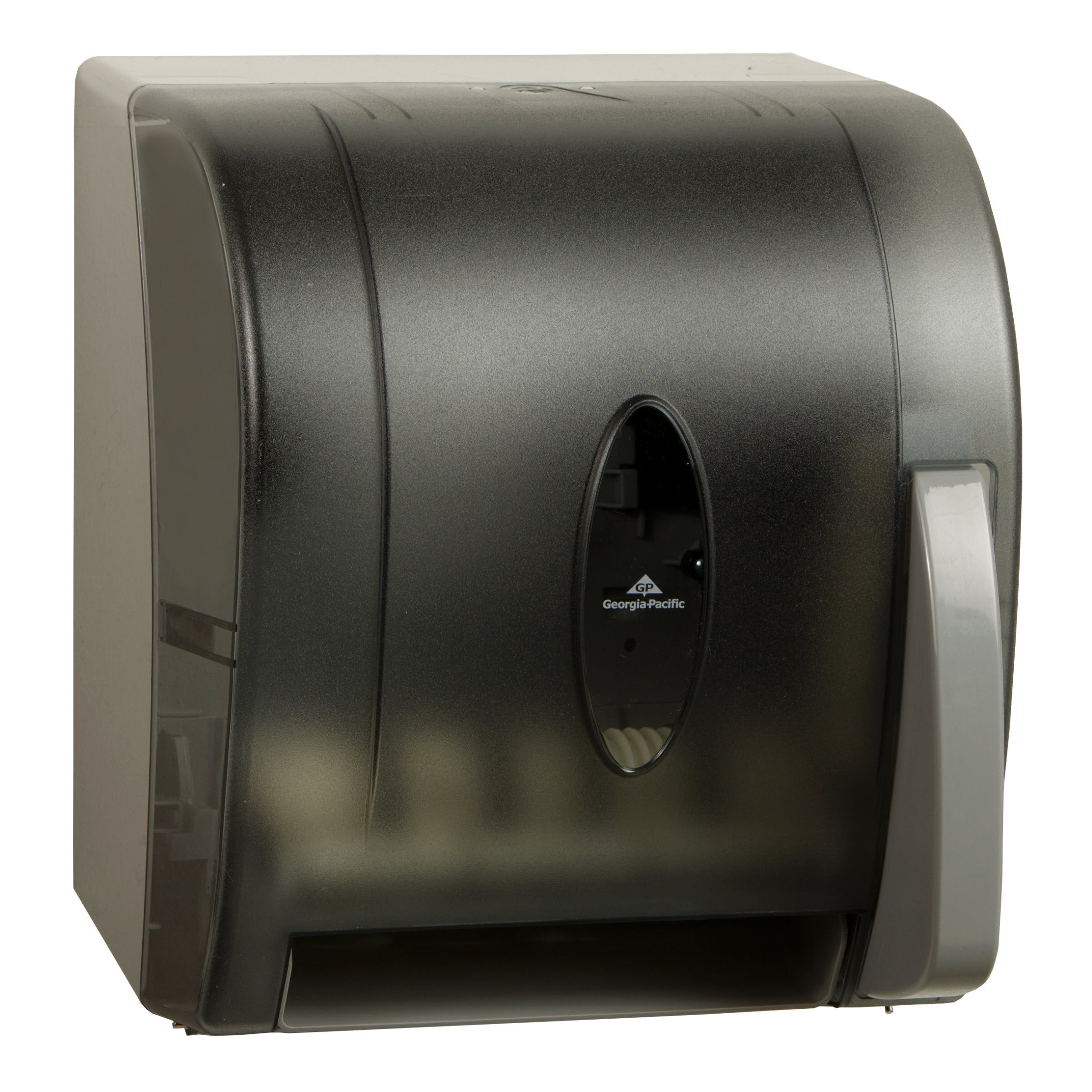 10073310543380 Vista® Hygienic Push Paddle Roll Paper Towel Dispenser
