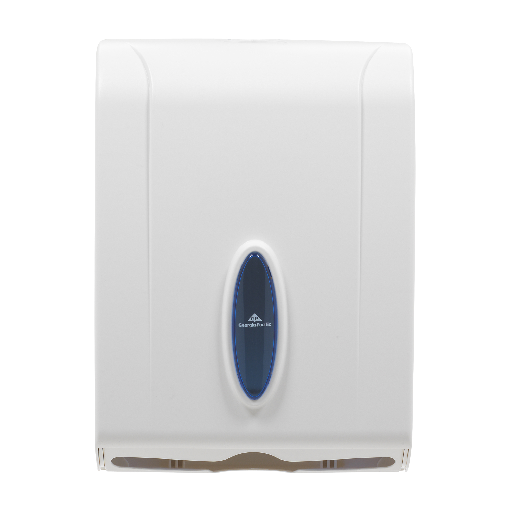 10073310566303 GP® White Combination C-Fold - Multifold Paper Towel Dispenser