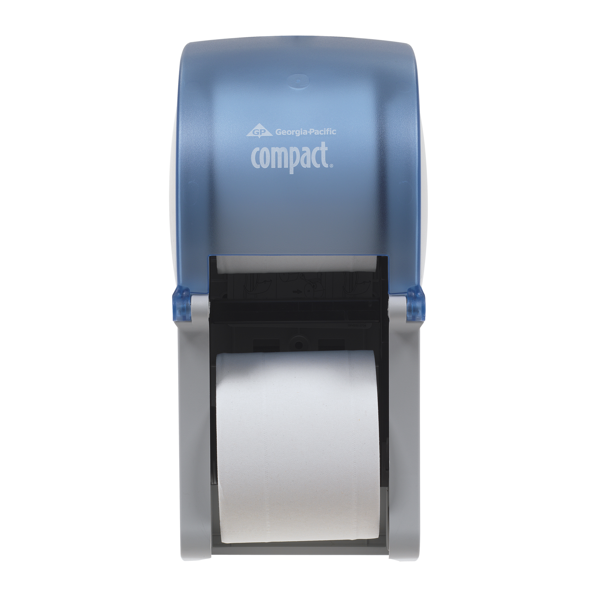 10073310567898 Compact® Vertical Double Roll Coreless Tissue Dispenser