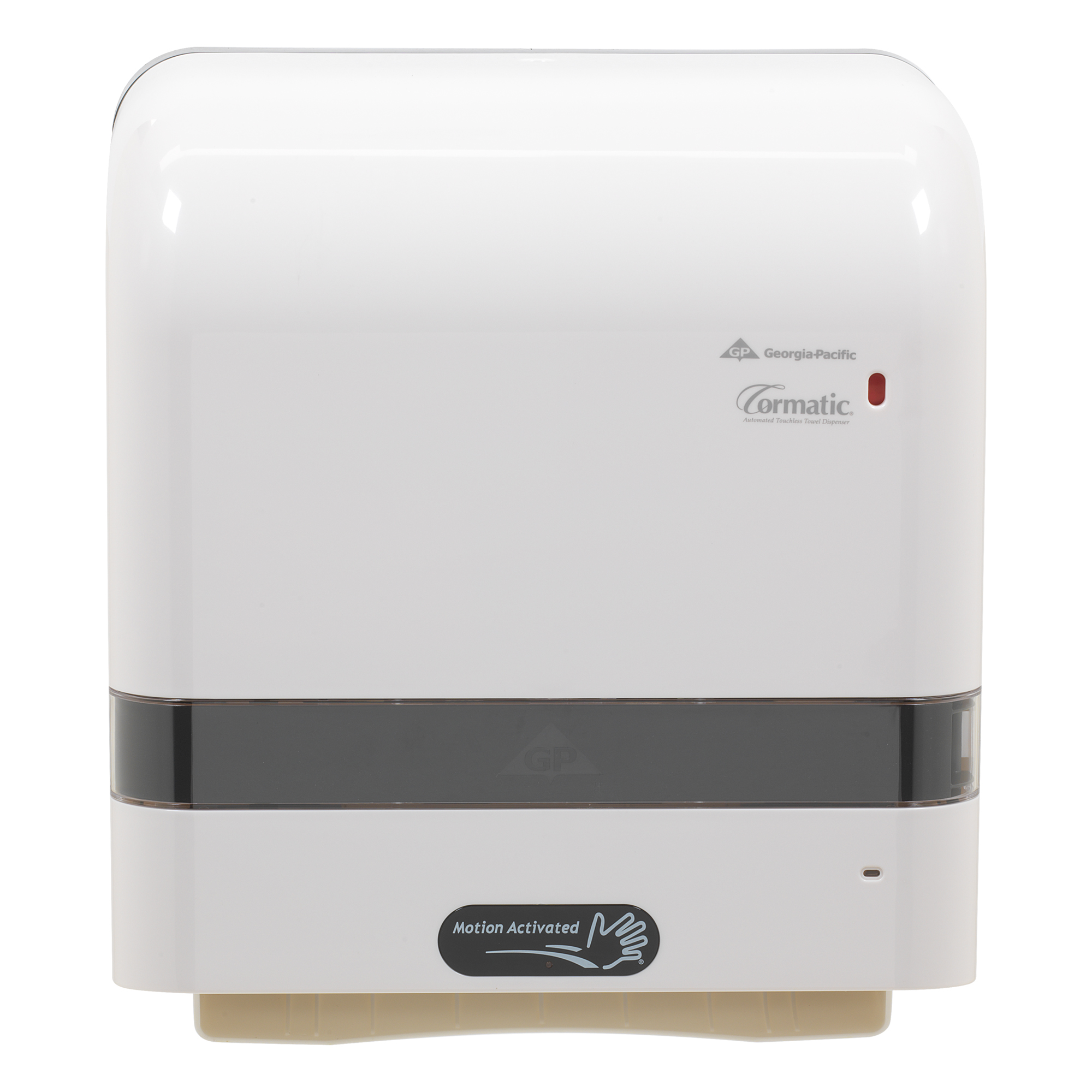 10073310300730 Cormatic® White Automated Designer Series Towel Dispenser