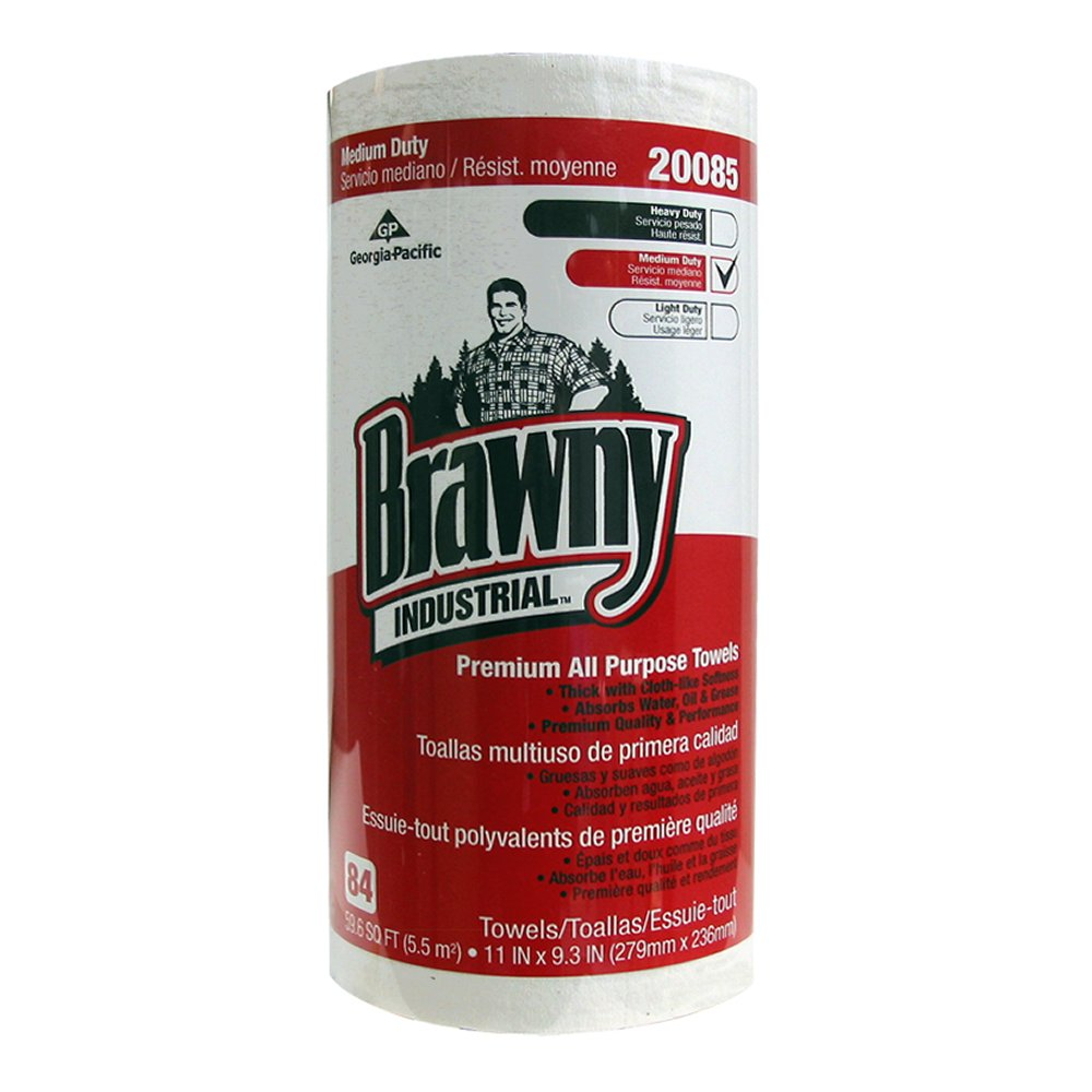 10073310200856 Brawny Industrial™ Premium All Purpose Perforated