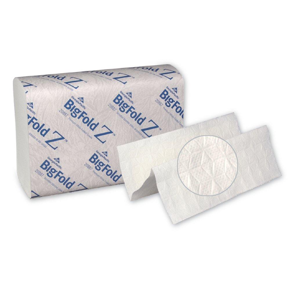 10073310208876 BigFold Z™ Premium C-Fold Towel Replacement Paper