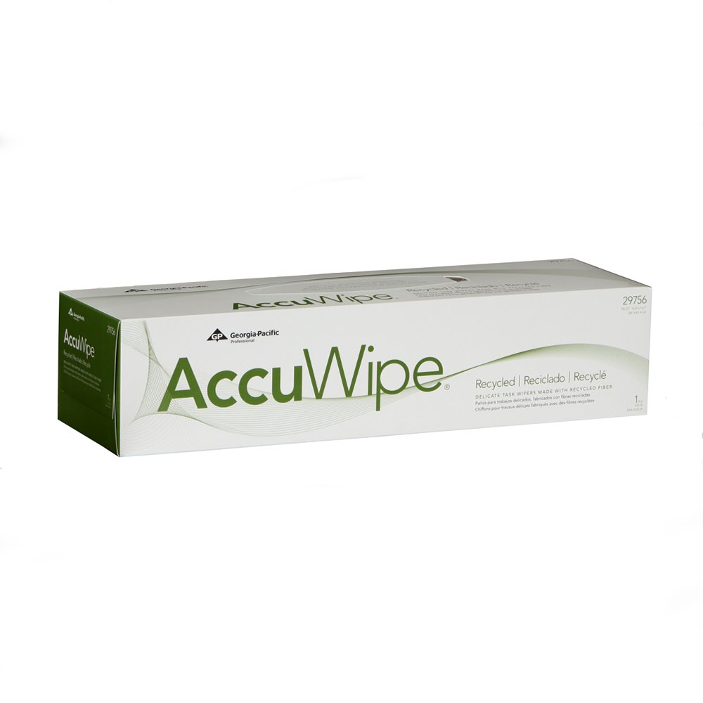 10073310302215 AccuWipe® Light Duty Technical Cleaning Wipers  (Dispenser Box)