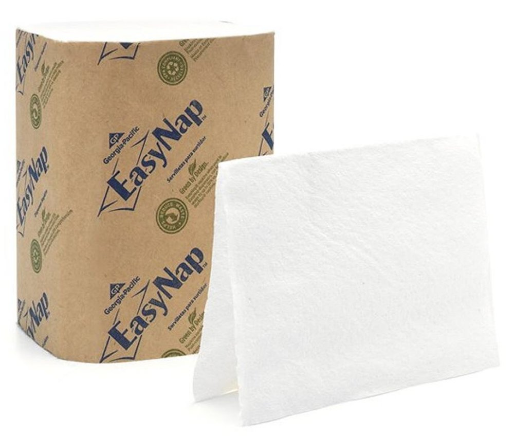 10073310320028 EasyNap� Embossed Dispenser Napkins