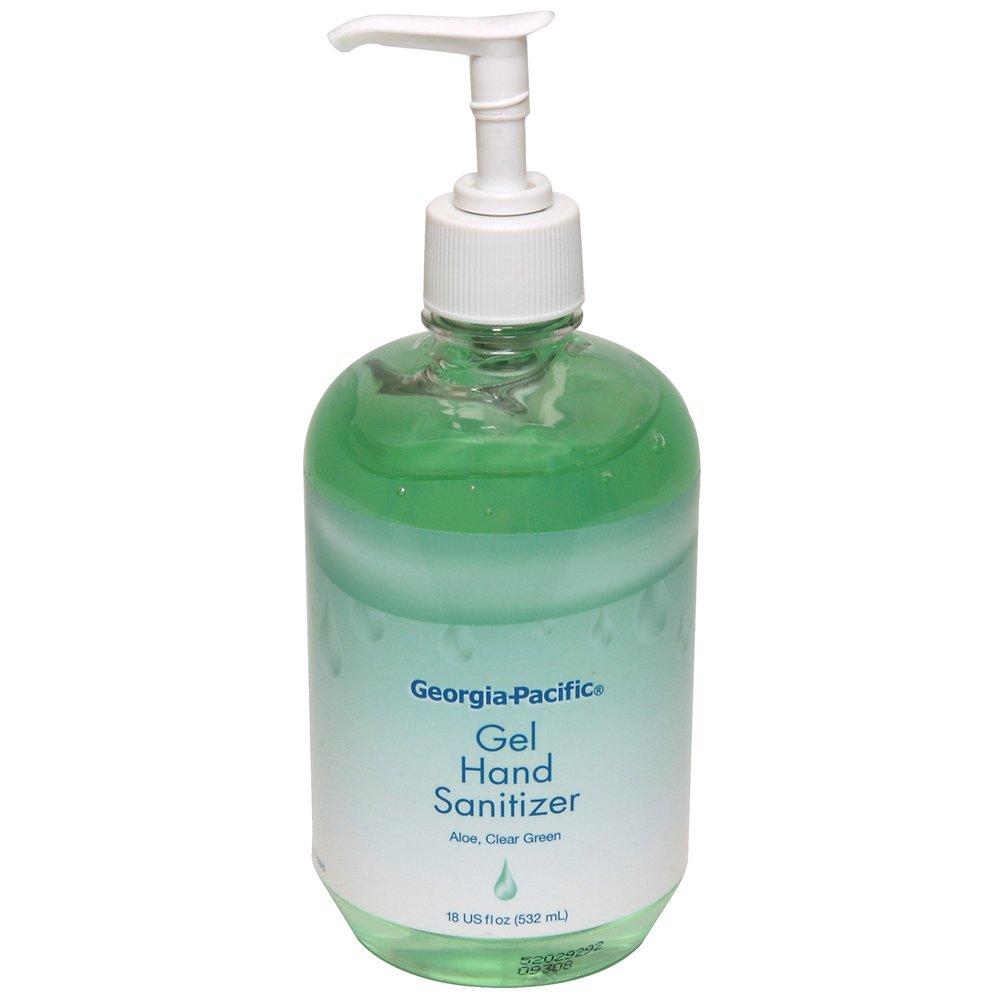 10073310433407 Gel Hand Sanitizer 18 fl oz (532 mL)