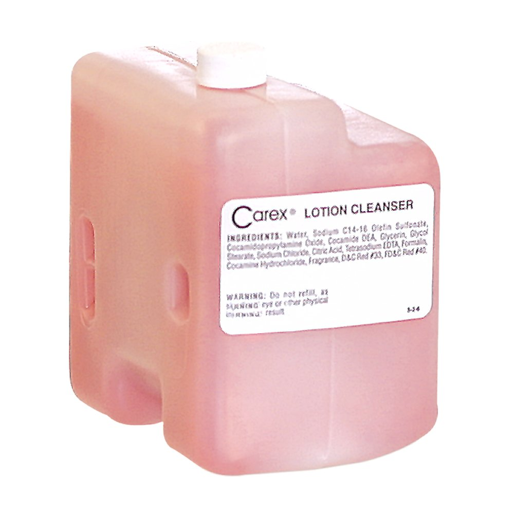 10073310480203 Carex 3000� Pink Pearlescent 1 Liter Lotion Cleanser Refill Cartridge