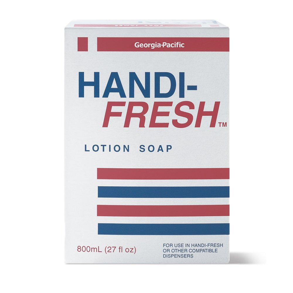 10073310481132 Handi-Fresh™ Pink 800 ml Liquid General Purpose Soap