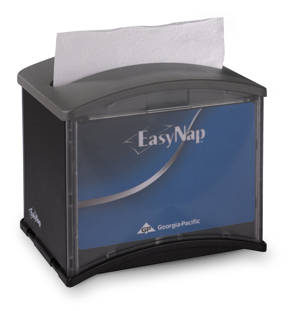 10073310545254 EasyNap� Tabletop Napkin Dispenser Top Dispensing