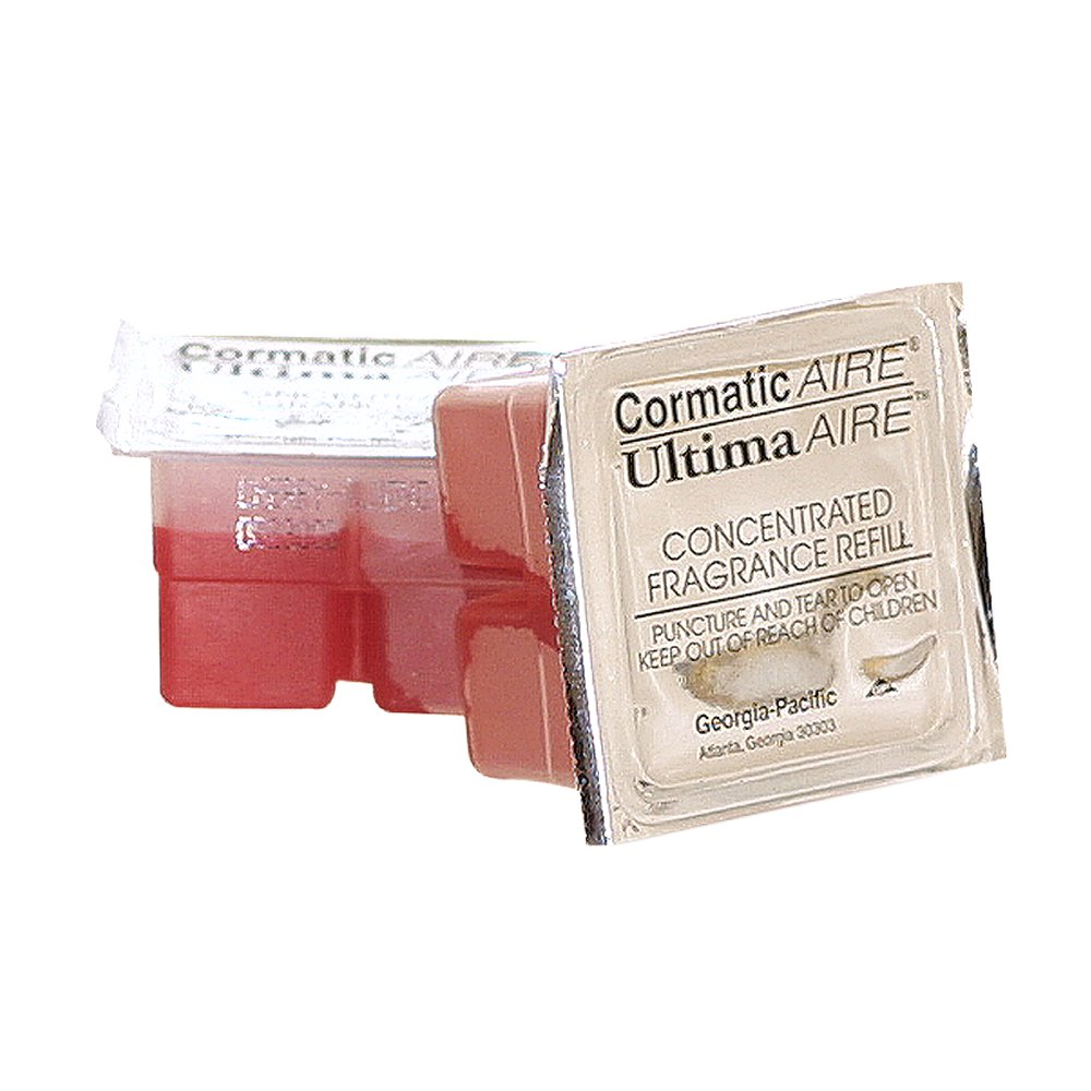10036500421073 Cormatic/Ultima® Cherry-Almond Air Freshener Gel Refill
