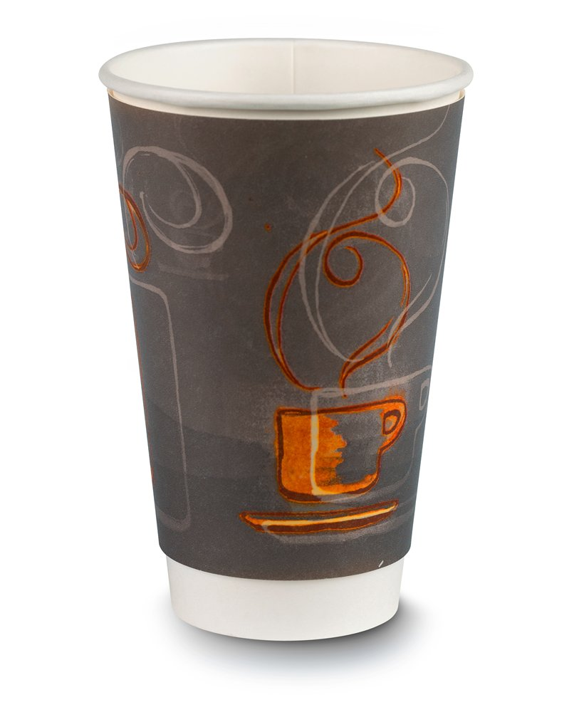 10831878003322 EcoSmart� Insulair 16 oz. Triple Wall Insulated Paper Cups