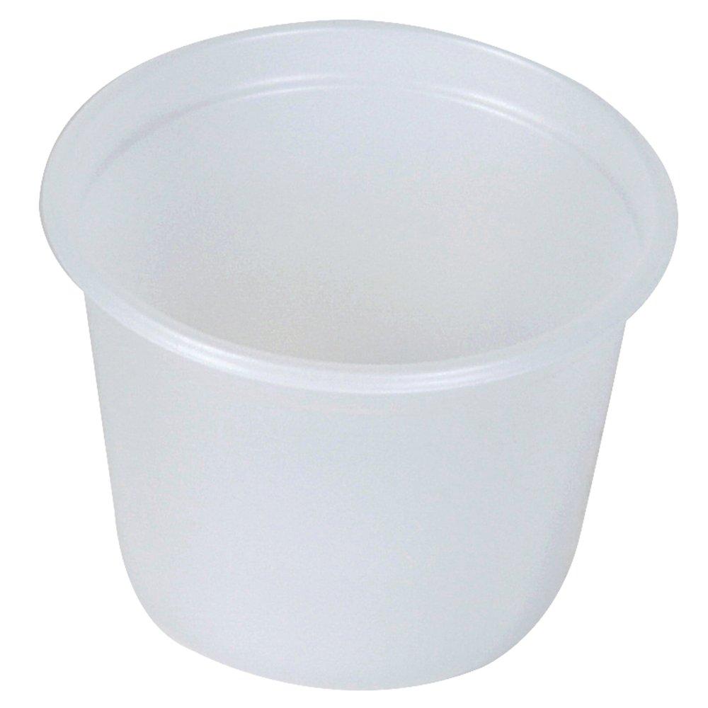 00078731602596 1 oz. Souffl� Cup Translucent