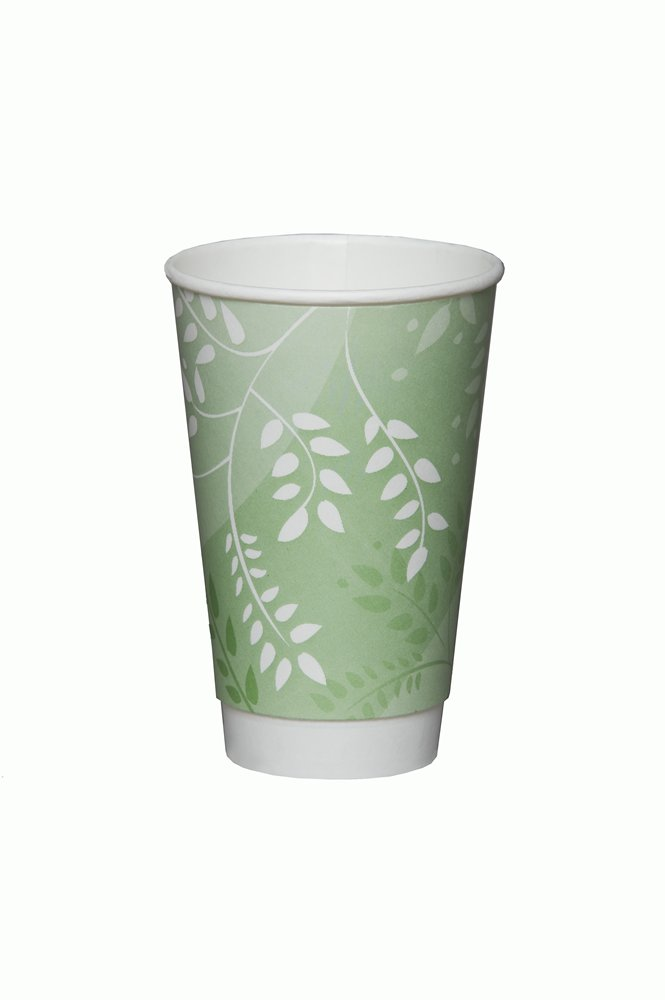 10078731916188 EcoSmart� Insulair 8 oz. Triple Wall Insulated Paper Cups